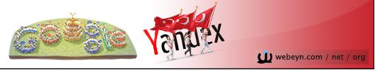 Google - Yandex 19 Mayıs