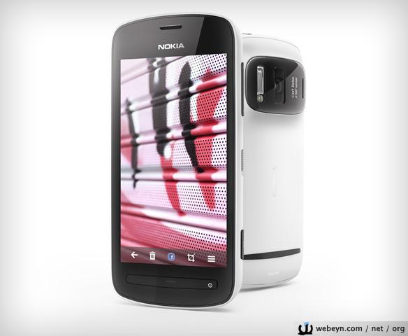 Nokia 808 resim