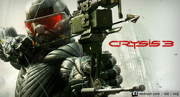 Crysis 3 görsel