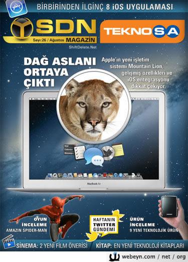 SDN Teknosa Magazin sayı 26