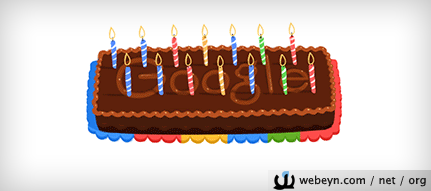 Google 14 yaşında!