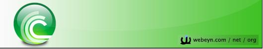 BitTorrent banner