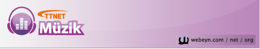 TTNET Müzik banner