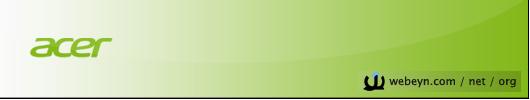 Acer banner