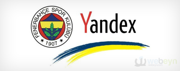 FBYandex webeyn Yandex ve Fenerbahe birlii: FBYandex