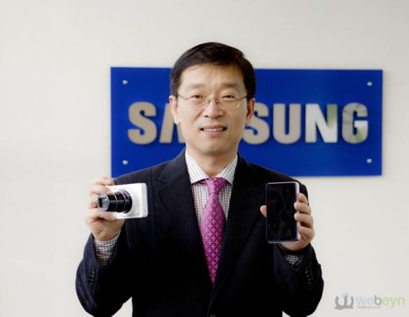 Samsung Türkiye Başkanı Sung Yong