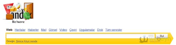 Yandex - 21 Aralık