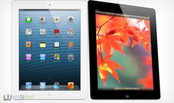 Dördüncü nesil iPad