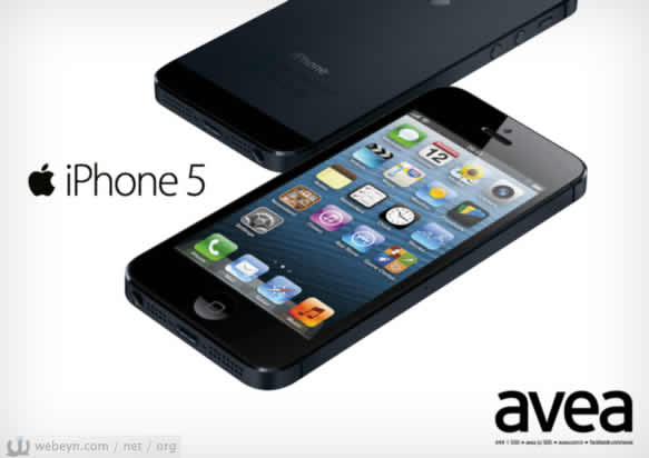 Avea - iPhone 5