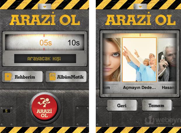 Arazi-Ol-iOS-uygulamasi-webeyn