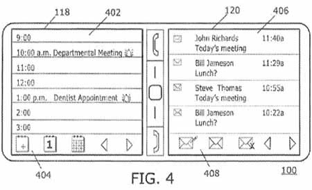 BlackBerry-patent