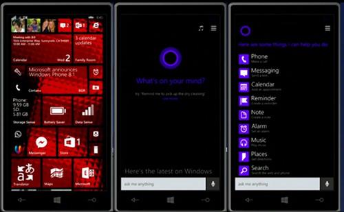 Cortana-webeyn