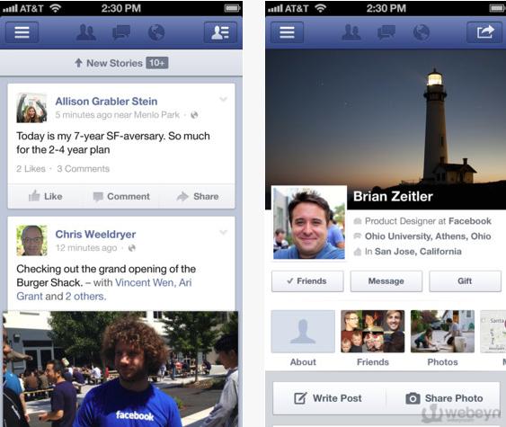 Facebook-AppStore-webeyn