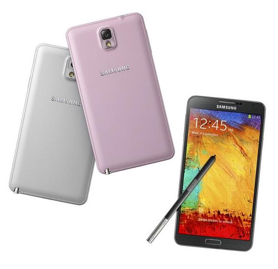 Galaxy Note 3 webeyn2 Samsung Galaxy Note 3 Resmi Olarak Tanıtıldı!