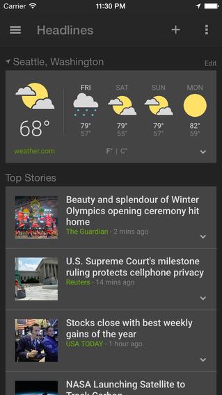 Google-Haberler-ve-Hava-Durumu-ekran-goruntusu-webeyn