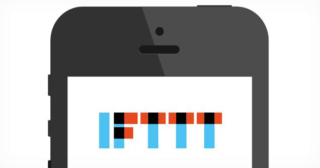 IFTTT-webeyn
