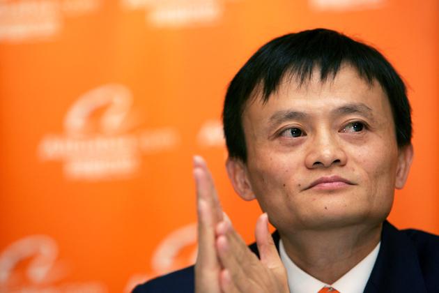 Alibaba Group'un Kurucusu ve Yönetim Kurulu Başkanı Jack Ma