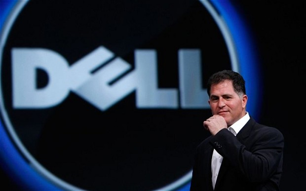 Dell kurucu ve CEO'su Michael Dell