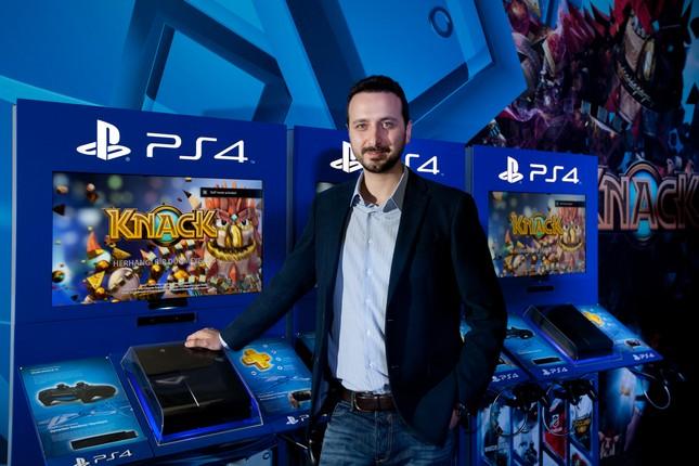 PlayStation Türkiye Ürün Müdürü Mustafa Yiğit