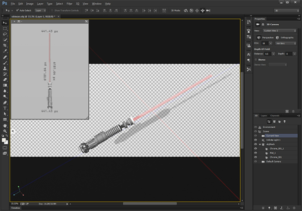 Photoshop-CSS-3D-print-webeyn