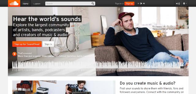 SoundCloud-webeyn
