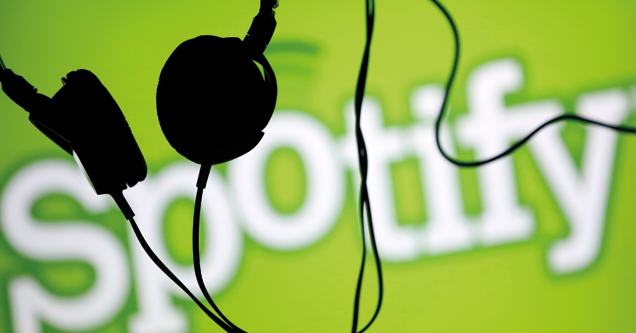 Spotify-webeyn