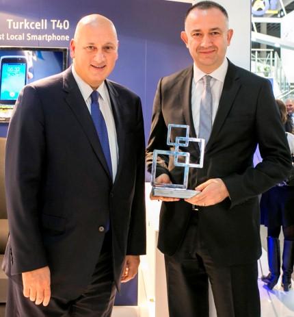 Turkcell CEO'su Süreyya Ciliv - Turkcell Genel Müdür Yard. Burak Sevilengül