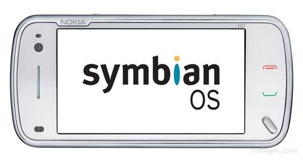 Symbian-webeyn