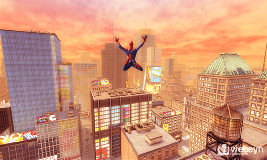 The-Amazing Spider-Man-gorsel-2-webeyn