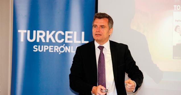 Turkcell Superonline Genel Müdürü Murat Erkan
