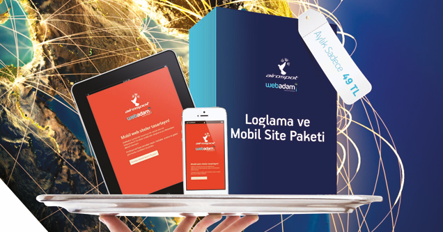 Webadam-Loglama-mobil-webeyn