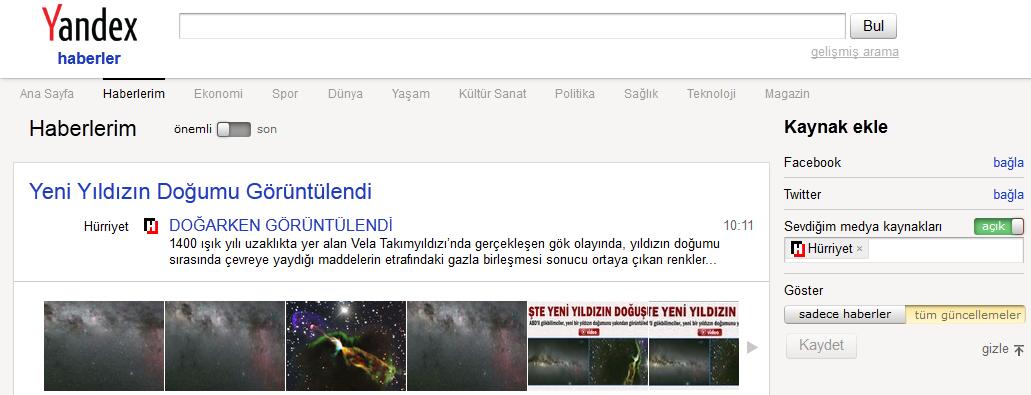 Yandex-Haberlerim-webeyn