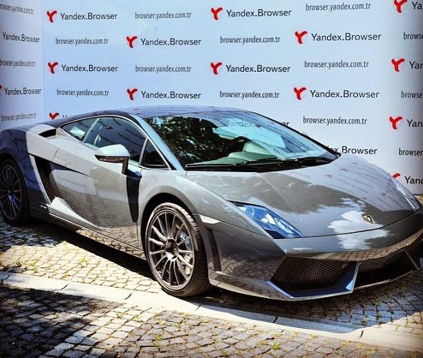 Yandex-Lamborghini-talihli-webeyn