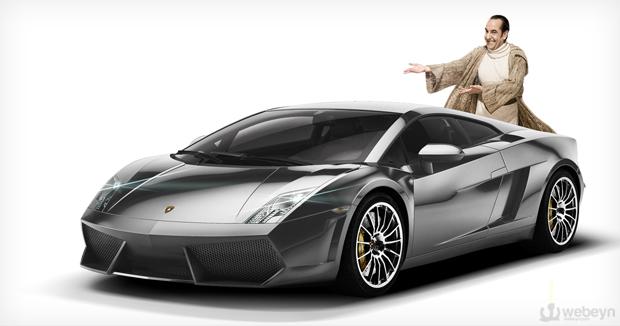 Yandex_Lamborghini